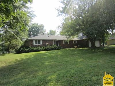 Sedalia MO Single Family Home For Sale: $229,000