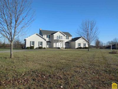 Sedalia Single Family Home For Sale: 2856 Whitney Dr