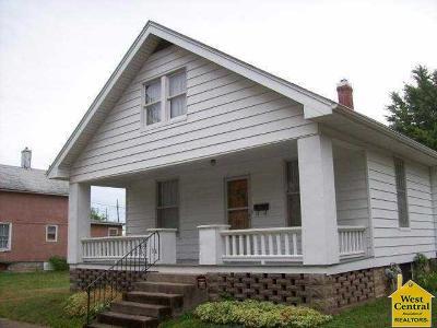 Sedalia MO Single Family Home For Sale: $57,500