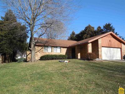 Sedalia MO Single Family Home For Sale: $129,000