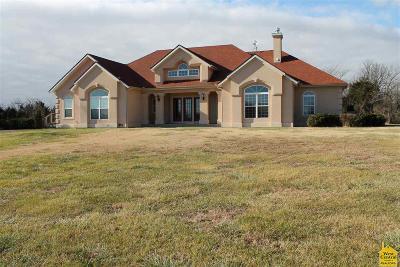 Sedalia Single Family Home For Sale: 30815 Lone Star Rd