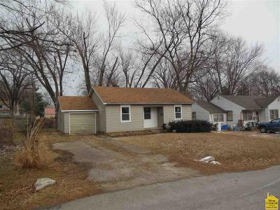 Henry County Single Family Home Sale Pending/Backups: 505 Flora St.