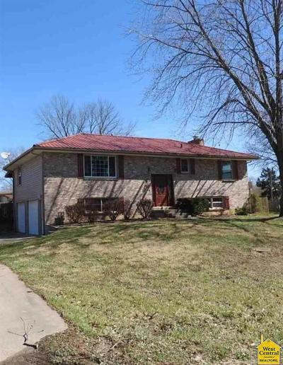 Windsor Single Family Home For Sale: 107 Shady Lane
