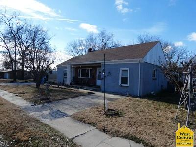 Appleton City MO Single Family Home Sold: $35,000
