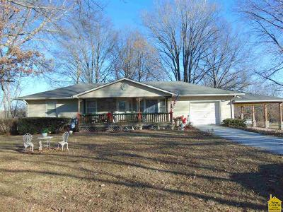 Windsor Single Family Home For Sale: 221 S County Line Rd