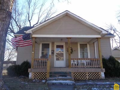 Sedalia MO Single Family Home For Sale: $42,500