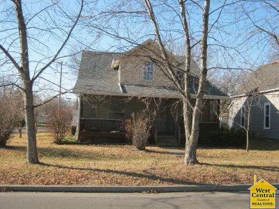 Sedalia Single Family Home For Sale: 1720 S Ohio