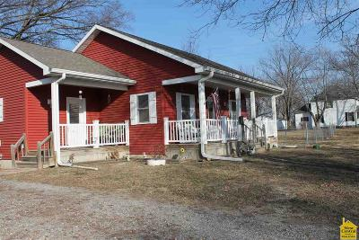 Sedalia Single Family Home For Sale: 1625 E 5th