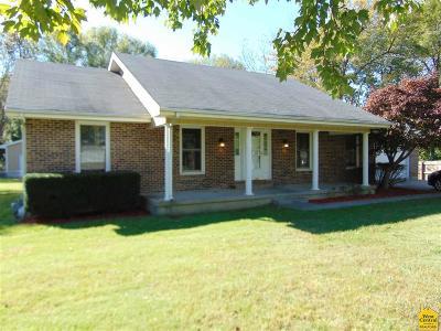 Sedalia Single Family Home Sale Pending/Backups: 1702 E 14th