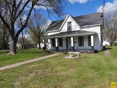 Windsor Single Family Home Sale Pending/Backups: 302 E Benton