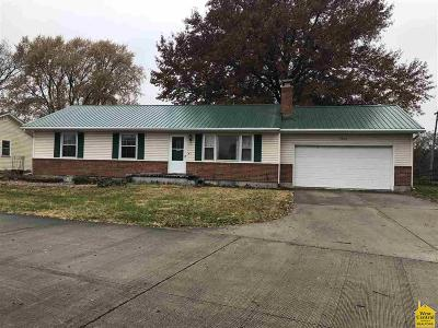 Sedalia MO Single Family Home Sale Pending/Backups: $95,000