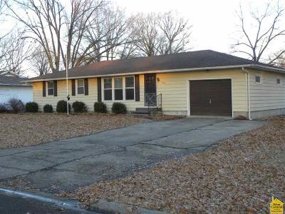 Sedalia Single Family Home For Sale: 1507 S Mildred