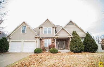 Johnson County Single Family Home For Sale: 700 Shamrock Lane