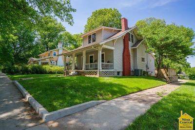 Sedalia Single Family Home For Sale: 1500 W Broadway