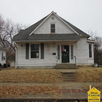 Sedalia Single Family Home Sale Pending/Backups: 1325 S Carr