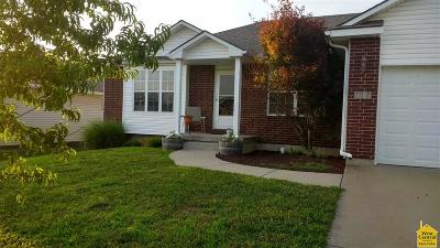 Johnson County Single Family Home For Sale: 717 Iron Horse Dr