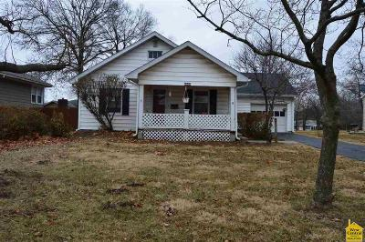 Johnson County Single Family Home Sale Pending/Backups: 620 Broad St