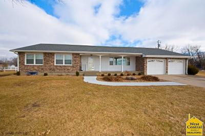 Sedalia Single Family Home Sale Pending/Backups: 2901 S Ohio