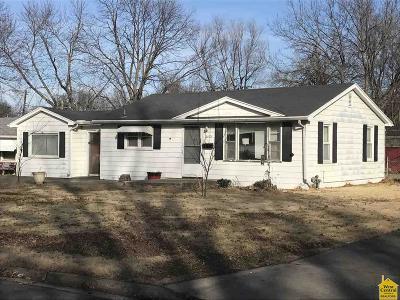 Sedalia Single Family Home For Sale: 2005 S Harrison Ave