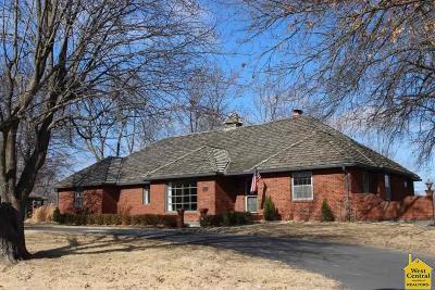 Johnson County Single Family Home Sale Pending/Backups: 511 E Clark