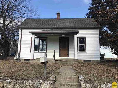 Sedalia MO Single Family Home Sale Pending/Backups: $35,000