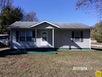 Deepwater MO Manufactured Home For Sale: $55,000