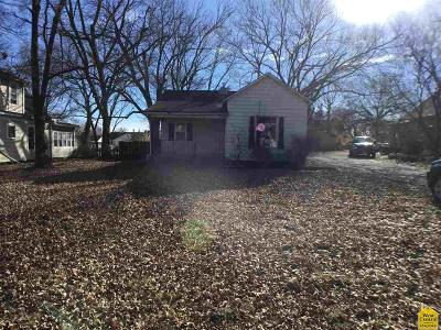 Clinton MO Single Family Home For Sale: $22,500