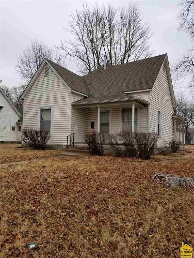 Sedalia Single Family Home Sale Pending/Backups: 306 N Quincy
