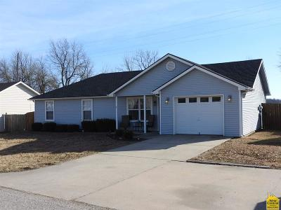 Knob Noster Single Family Home For Sale: 1182 SE 170