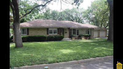 Sedalia Single Family Home Sale Pending/Backups: 1616 W 11th