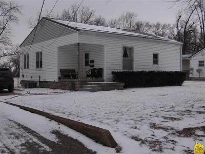 Sedalia Single Family Home For Sale: 1834 S Warren