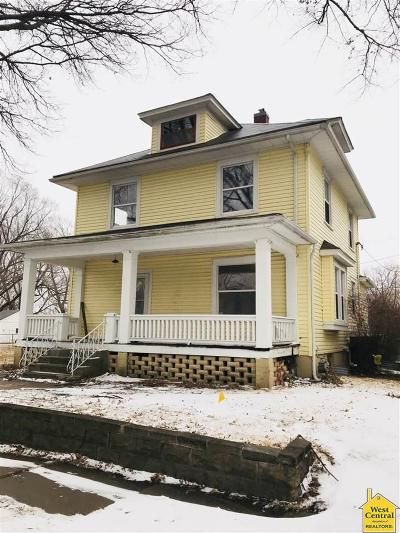 Sedalia Single Family Home For Sale: 508 E 5th