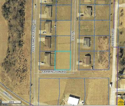 Sedalia MO Residential Lots & Land For Sale: $19,250
