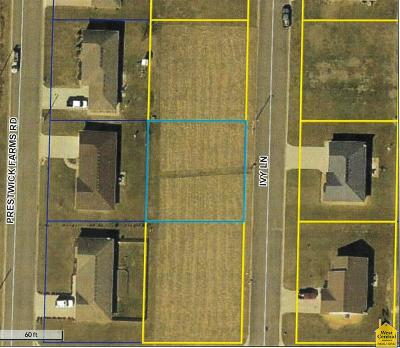 Sedalia MO Residential Lots & Land For Sale: $18,000