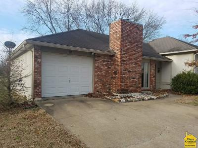 Clinton MO Condo/Townhouse For Sale: $75,000
