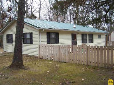 Benton County Single Family Home Sale Pending/Backups: 25535 Macks Camp Avenue