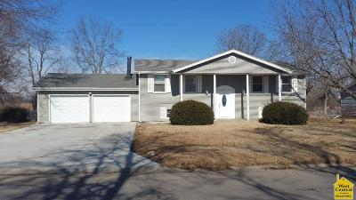 Sedalia MO Single Family Home For Sale: $129,900