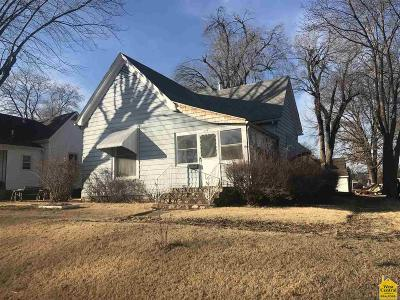 Sedalia MO Single Family Home For Sale: $35,000