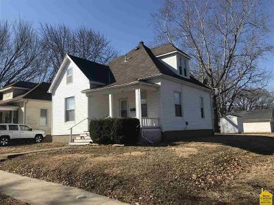 Sedalia MO Single Family Home For Sale: $65,000