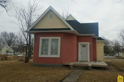 Sedalia MO Single Family Home For Sale: $84,900