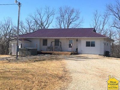 Knob Noster Single Family Home For Sale: 639 SE 701 Rd.