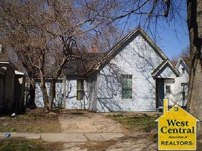 Sedalia MO Single Family Home For Sale: $20,000