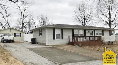 Benton County Single Family Home For Sale: 1030 Sycamore Dr