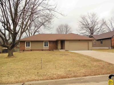 Single Family Home For Sale: 1107 E Green