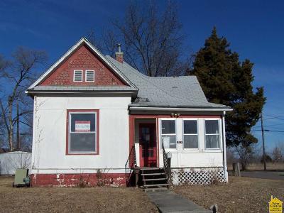 Sedalia MO Single Family Home For Sale: $19,900