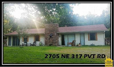 Osceola Single Family Home Sale Pending/Backups: 2705 NE 317 Pvt. Rd