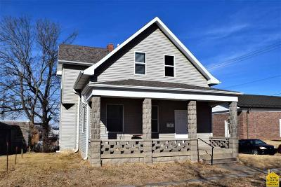 Johnson County Single Family Home Sale Pending/Backups: 113 Ming