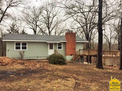 Eldorado Springs MO Single Family Home For Sale: $139,500
