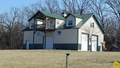 Benton County, Henry County, Hickory County, Saint Clair County Single Family Home For Sale: 874 SE 421 Pvt Rd