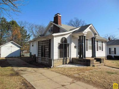 Clinton MO Single Family Home For Sale: $78,000